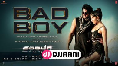 Bad Boy (Saaho)