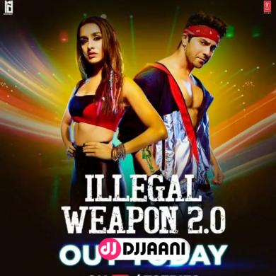 Illegal Weapon 2.0 (Street Dancer 3D)