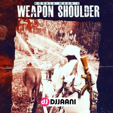 Weapon Shoulder